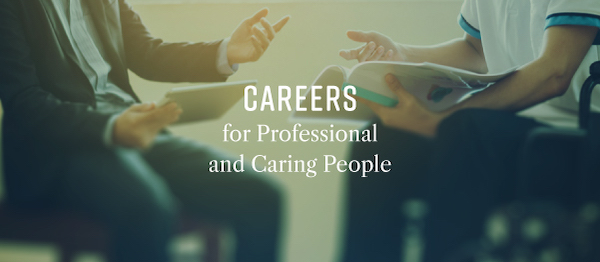 Careers for Professional and Caring People with Essential Services Oregon